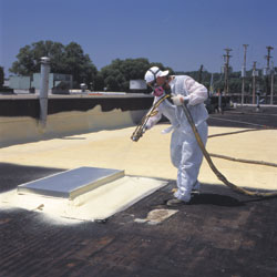 Atlanta Spray Foam Insulation By Green Earth Services Is Known For Quality  Work And Great Customer Service, And Performs The Best Spray Foam Roof  Insulation ...